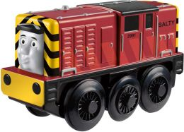 Thomas Wooden Railway Battery Operated Salty