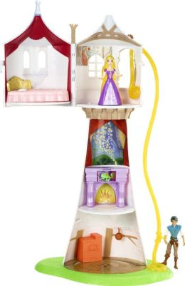 Disney Princess Rapunzel's Magical Tower with Flynn