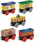 Product Image. Title: Fisher-Price Thomas & Friends Wooden Railway Creative Junction Peg & Stack