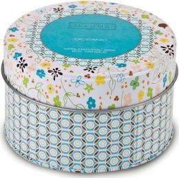 Oceano Retro Candle Tin