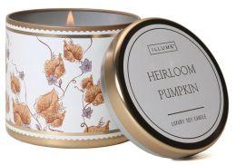 Heirloom Pumpkin Large Candle Tin 10.6 oz.
