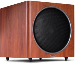 Polk Audio PSW125 Cherry 12-inch 150-watt Powered Subwoofer