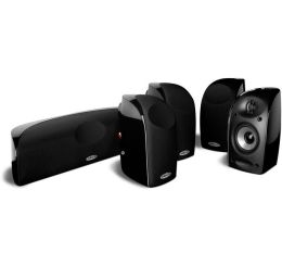 Polk Audio TL150 Black 5-Channel Home Theater System