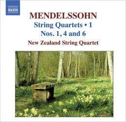 Mendelssohn: String Quartets, Vol. 1