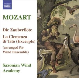 Wind Ensemble Arrangements of Mozart's Die Zauberflöte and La Clemenza di Tito