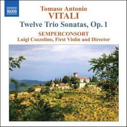 Tomaso Vitali: Twelve Trio Sonatas, Op. 1