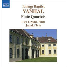 Vanhal: Flute Quartets