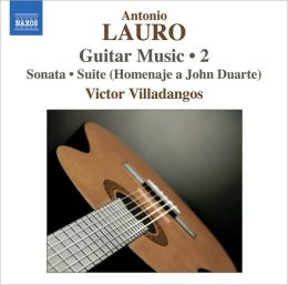 Antonio Lauro: Guitar Music 2