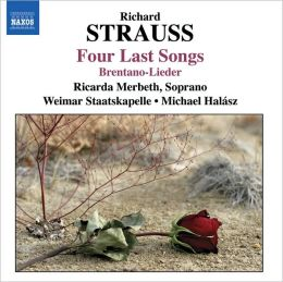 Strauss: Four Last Songs, Brentano Lieder