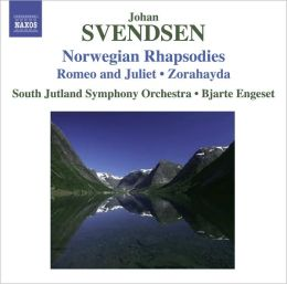 Johan Svendsen: Norwegian Rhapsodies