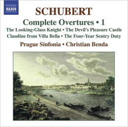 Franz Schubert: Complete Overtures, Vol. 1