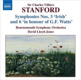 Sir Charles Villiers Stanford: Symphonies Nos. 3