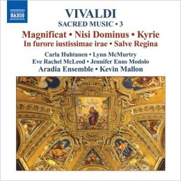Vivaldi: Sacred Music, Vol. 3