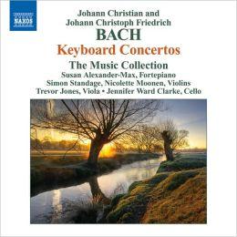 Johann Christian & Johann Christoph Friedrich Bach: Keyboard Concertos
