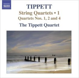 Tippett: String Quartets, Vol. 1