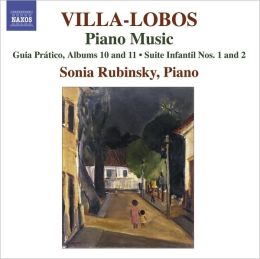 Villa-Lobos: Piano Music, Vol. 8