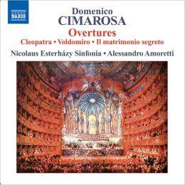 Domenico Cimarosa: Overtures