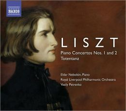 Liszt: Piano Concertos Nos. 1 and 2; Totentanz