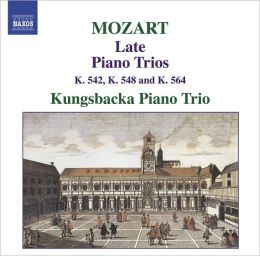 W.A. Mozart: Late Piano Trios, Vol. 2