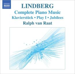 Magnus Lindberg: Complete Piano Music