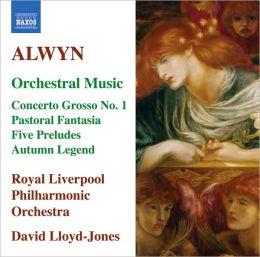 Alwyn: Orchestral Music
