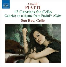 Alfredo Piatti: 12 Caprices for Cello