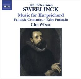 Sweelinck: Music for harpsichord