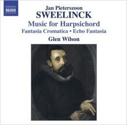 Sweelinck: Music for harpsichord
