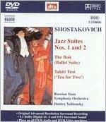 Shostakovich: Jazz Suites Nos. 1 & 2 [DVD Audio]