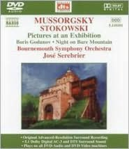 Mussorgsky-Stokowski: Pictures at an Exhibition [DVD Audio]