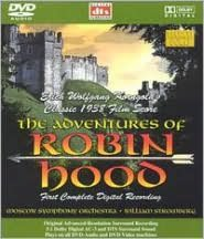 Korngold: The Adventures of Robin Hood [DVD Audio]