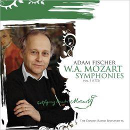 Mozart: Symphonies, Vol. 5