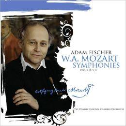 Mozart: Symphonies, Vol. 7
