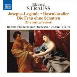 Richard Strauss: Josephs-Legende; Rosenkavalier; Die Frau ohne Schatten (Orchestral Suites)