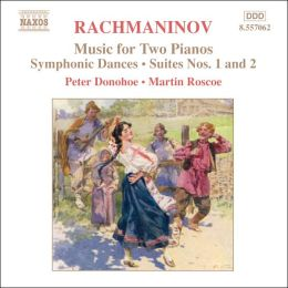 Rachmaninoff: Music for Two Pianos