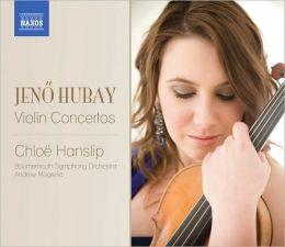 Hubay: Violin Concertos
