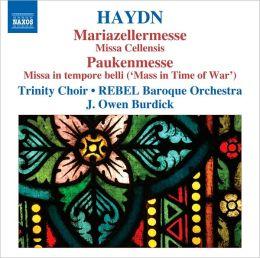 Haydn: Mariazellermesse; Paukenmesse