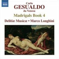 Carlo Gesualdo: Madrigals, Book 4