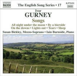 English Songs Series 17 (Gurney / Bickley / Burnside)