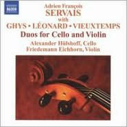 Servais: Duos for Cello & Violin