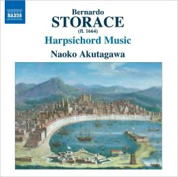 Bernardo Storace: Harpsichord Music