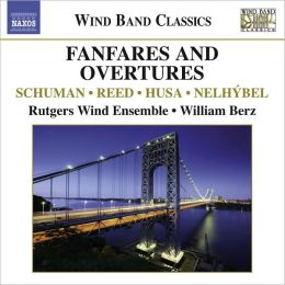 Fanfares And Overtures