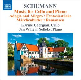 Schumann: Music for Cello & Piano