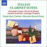 Italian Clarinet Suites