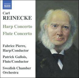 Reinecke: Harp Concerto; Flute Concerto