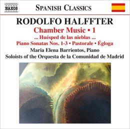 Rodolfo Halffter: Chamber Music, Vol. 1