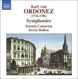 Karl von Ordonez: Symphonies