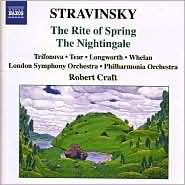 Stravinsky: The Rite of Spring: The Nightingale