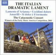 The Italian Dramatic Lament