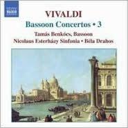 Vivaldi: Bassoon Concertos 3